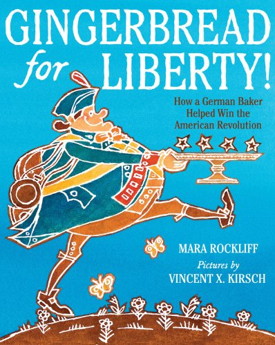 Gingerbread for Liberty cover