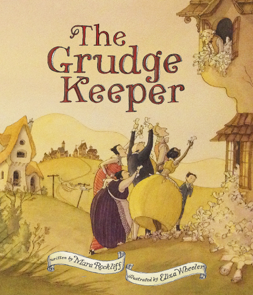 The Grudge Keeper cover