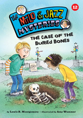 The Case of the Buried Bones cover