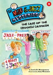 The Case of the Crooked Campaign cover