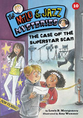 The Case of the Superstar Scam cover