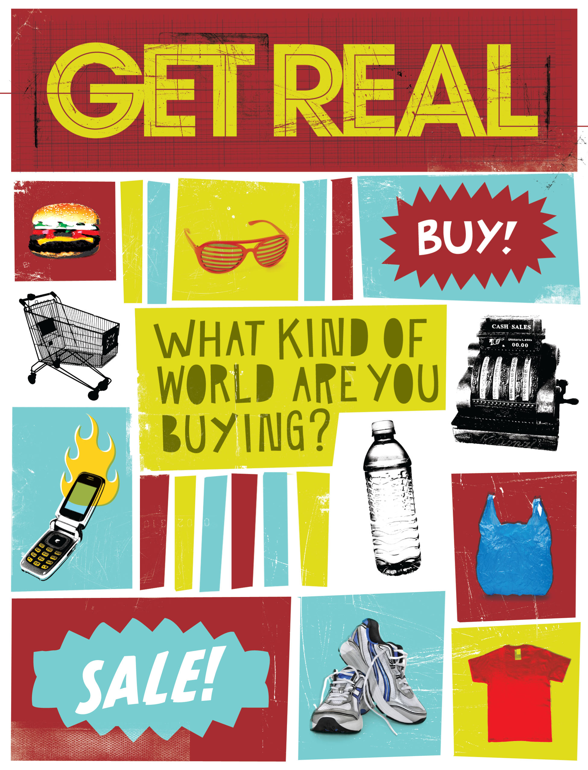 Get Real hi-res cover